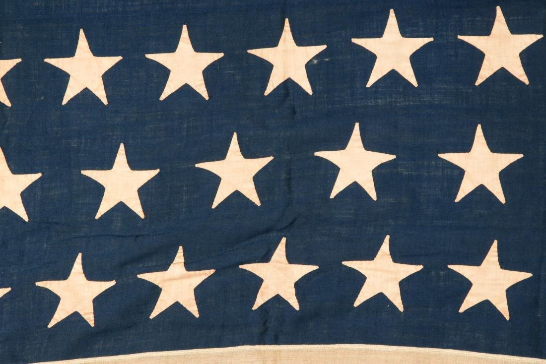38-Star American Flag (1877-1890) - 3