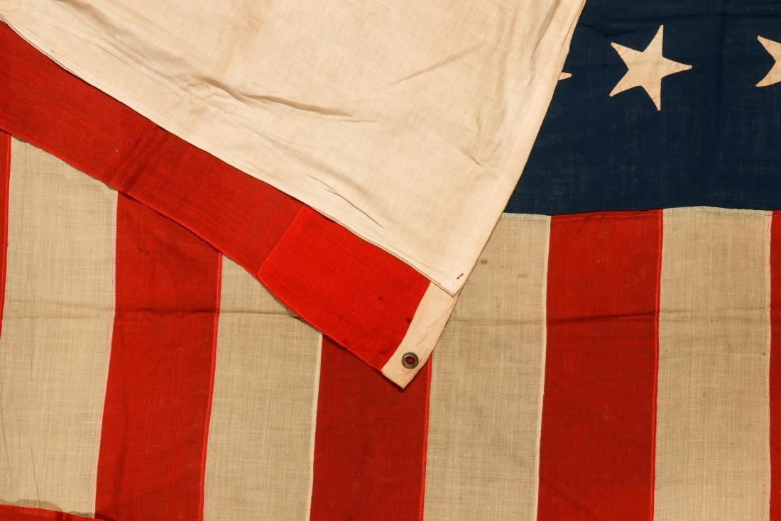 38-Star American Flag (1877-1890) - 7
