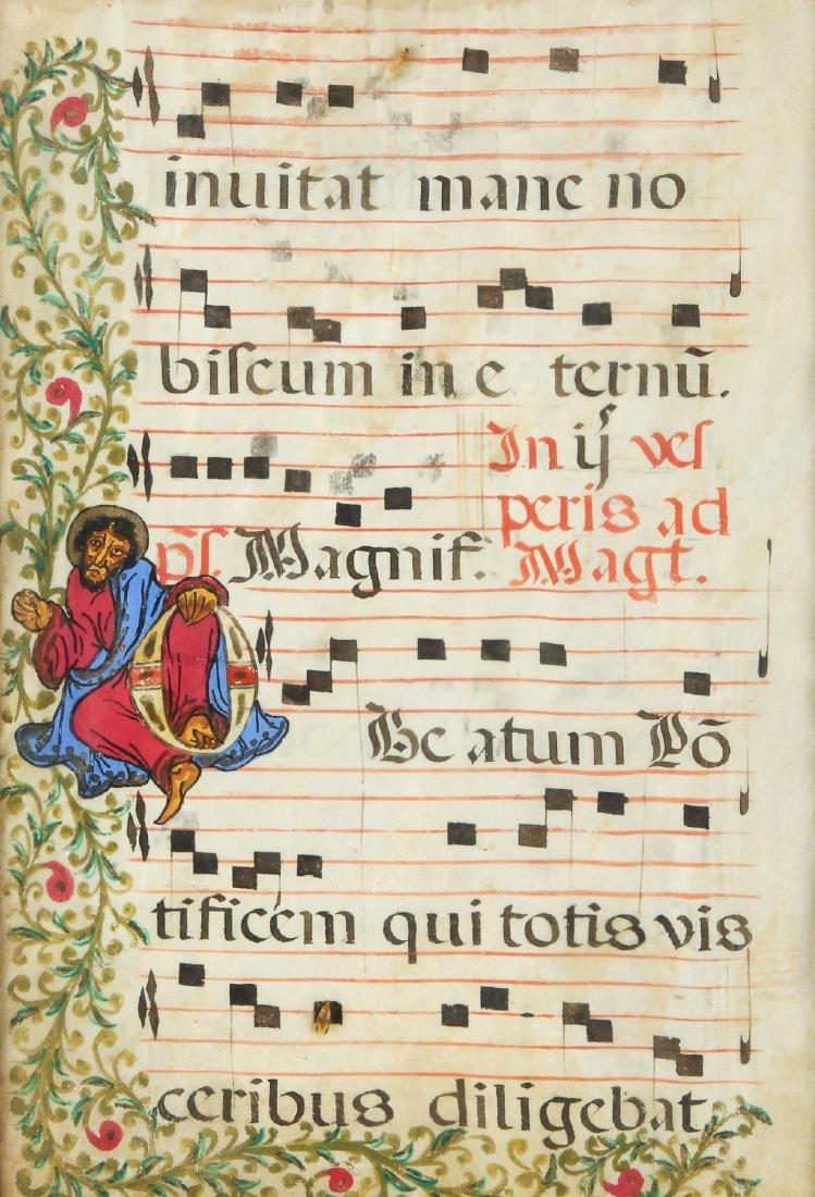 Illuminated Manuscript - 2
