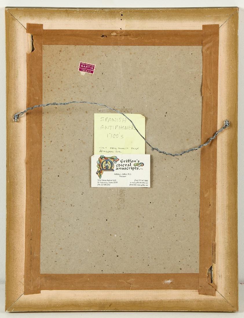 Illuminated Manuscript - 3