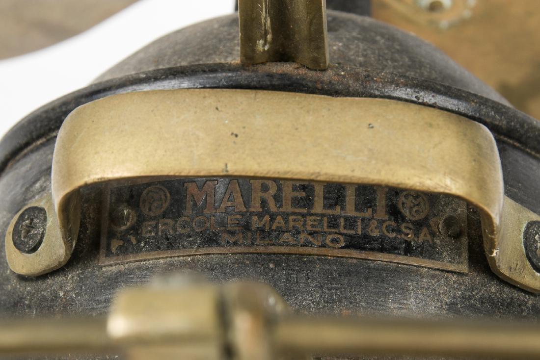 Old Marelli Double Sided Fan - 5