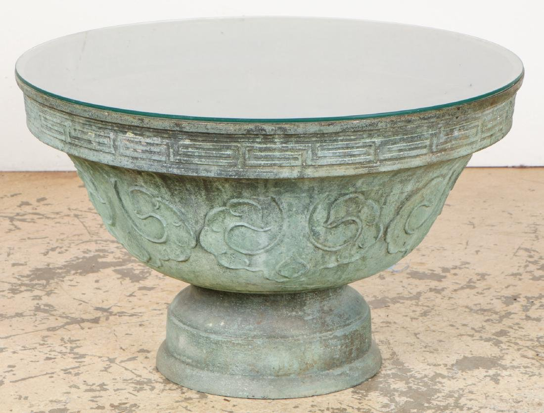 Chinese Bronze Archaic Urn