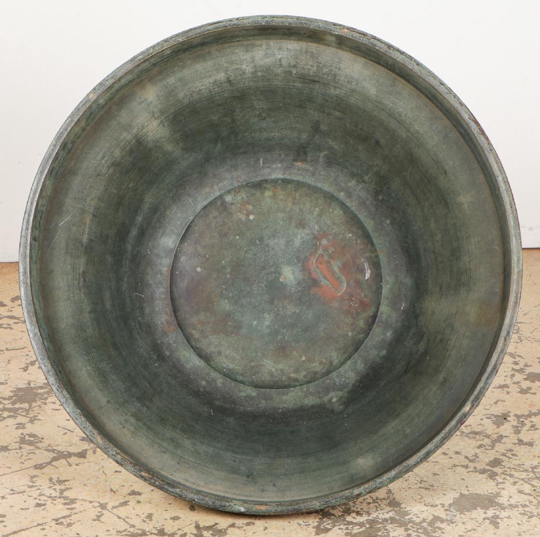 Chinese Bronze Archaic Urn - 4