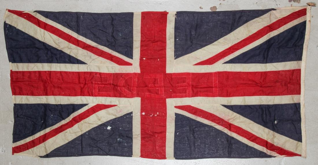 Collection of Vintage Flags (8) - 10