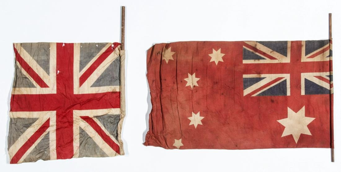 Collection of Vintage Flags (8) - 3