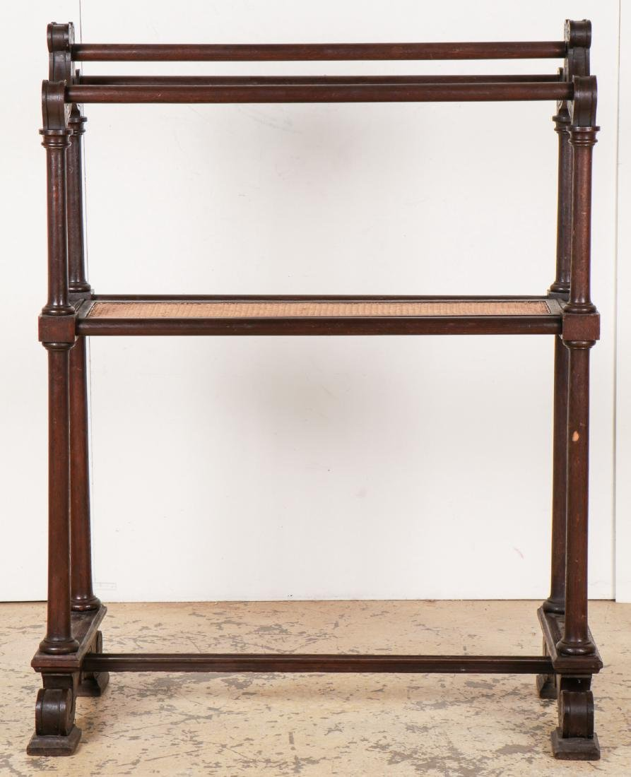 Antique English Robe Stand