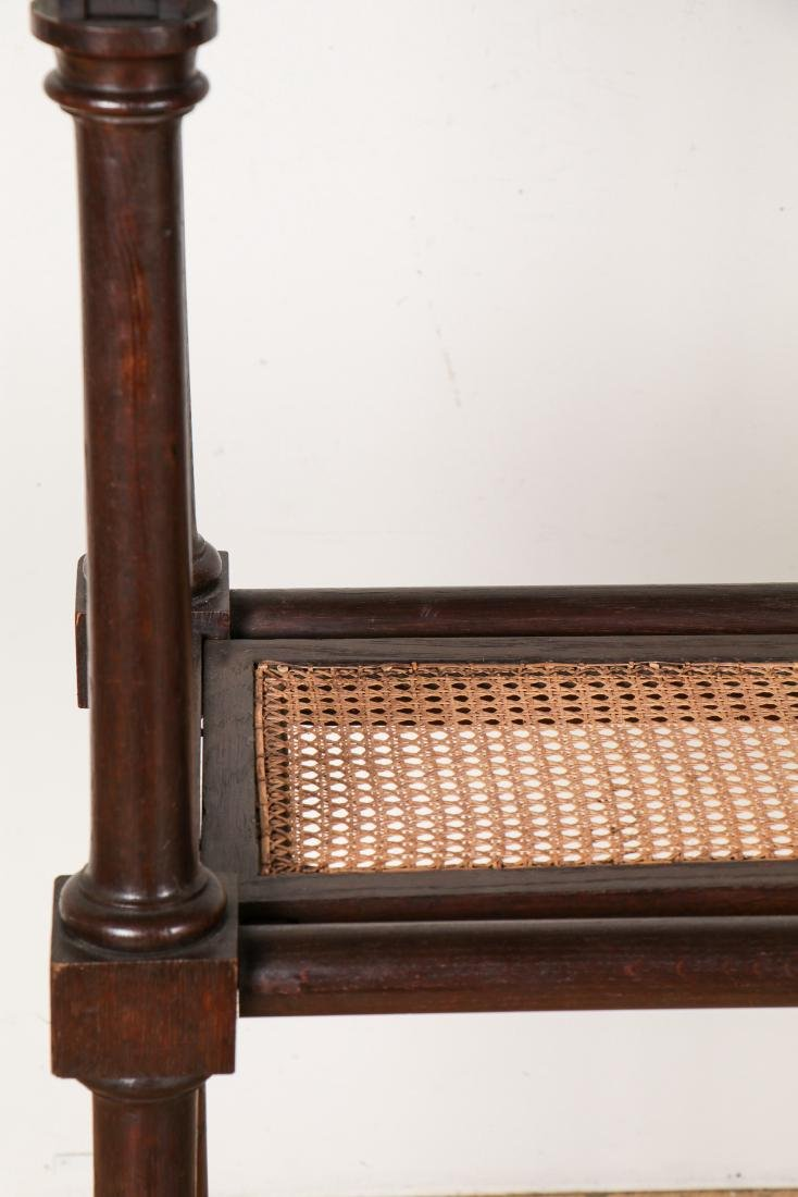 Antique English Robe Stand - 2