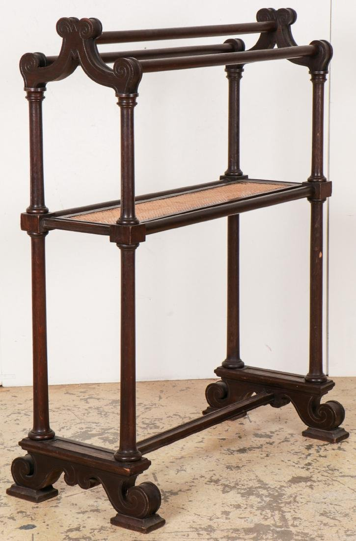 Antique English Robe Stand - 3
