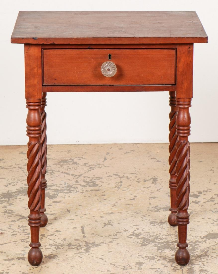 Antique American Side Table
