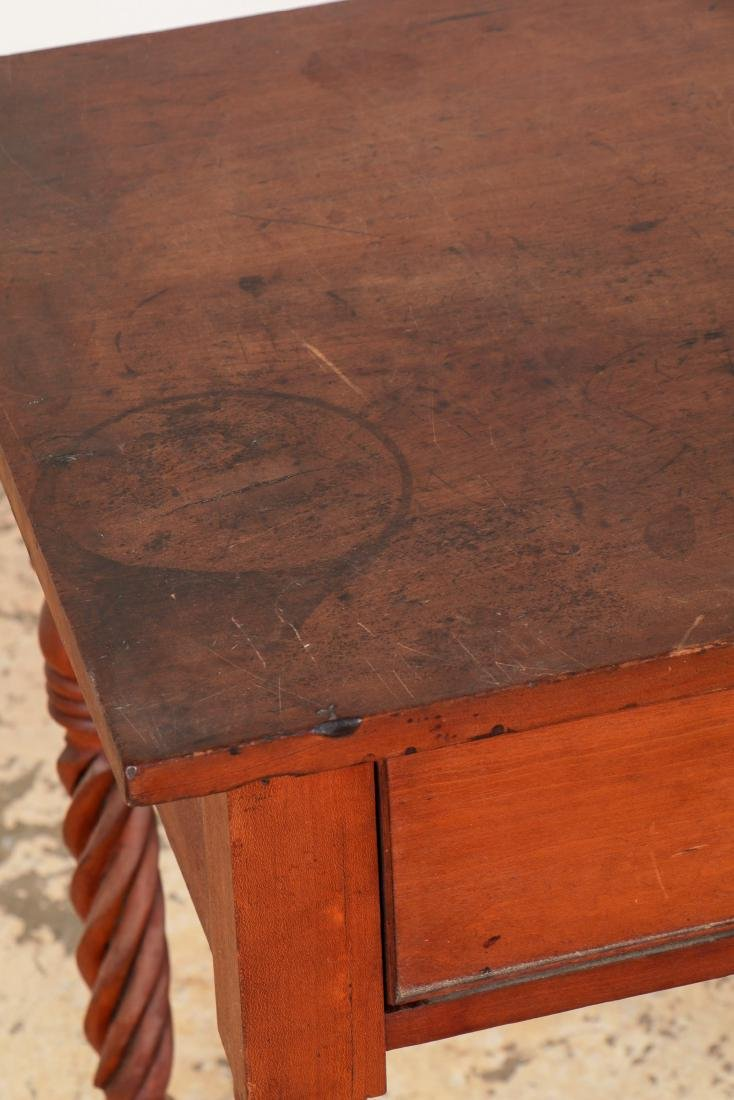 Antique American Side Table - 2