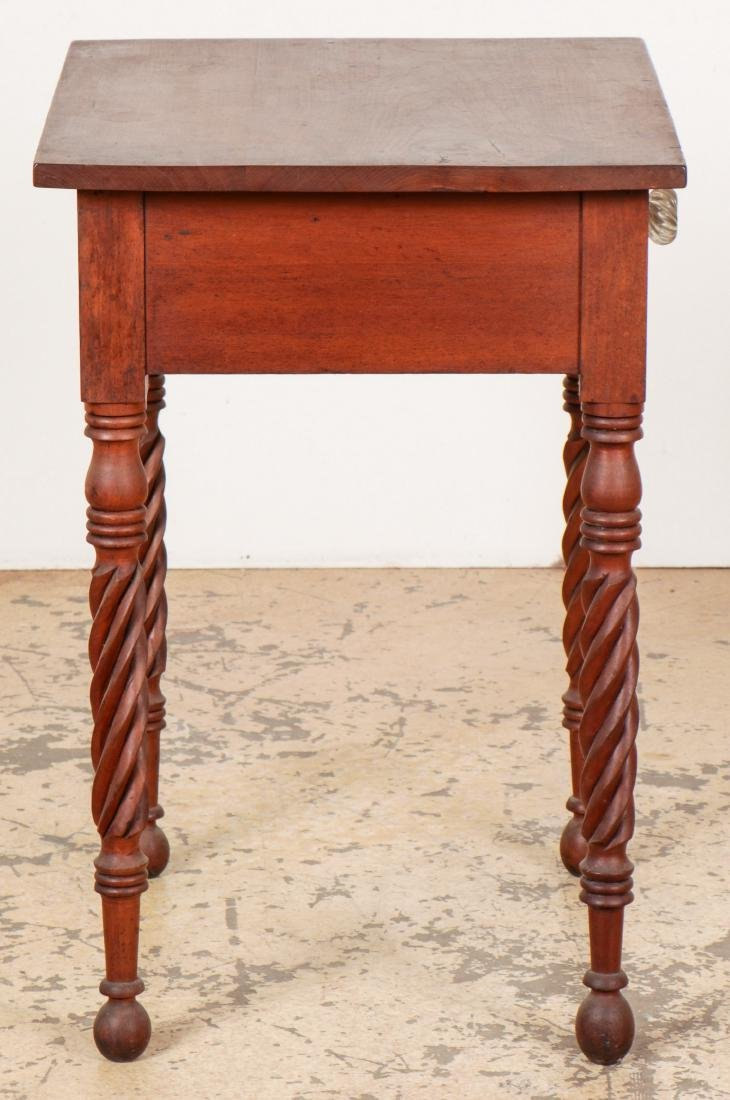 Antique American Side Table - 4