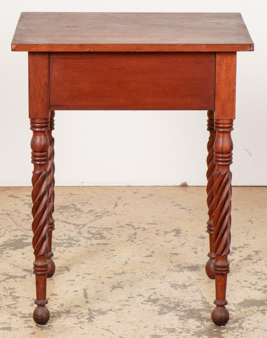 Antique American Side Table - 5