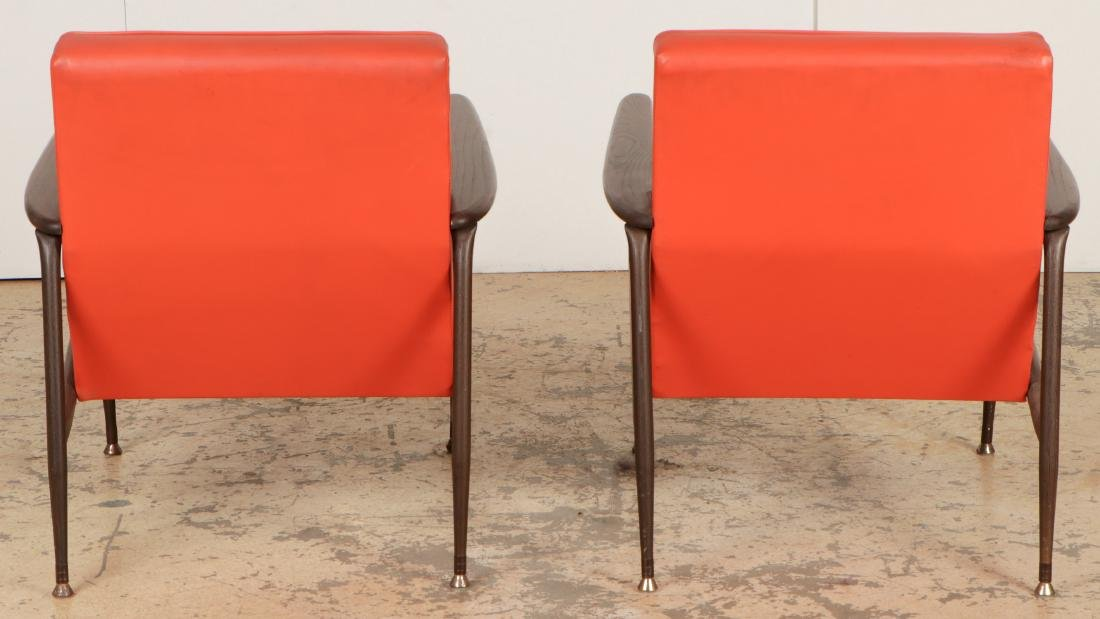 2 Mid Century Modern Chairs - 3