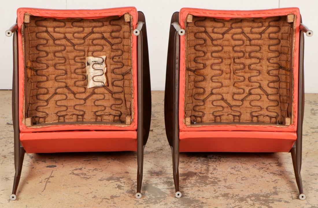 2 Mid Century Modern Chairs - 4