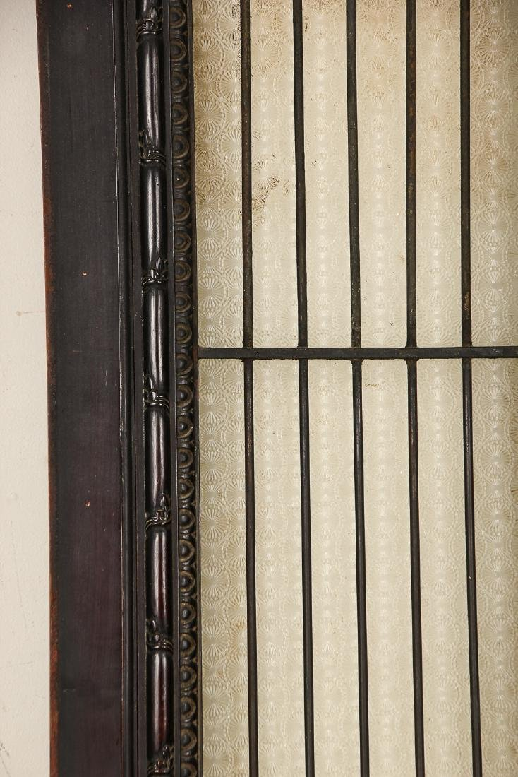3 Antique Colonial Indochine Wood Doors, Vietnam - 3