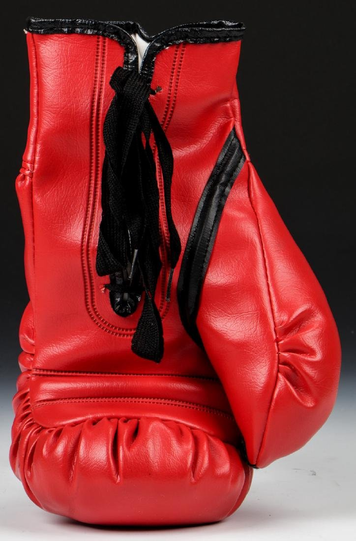 George Forman Signed Boxing Glove - 3