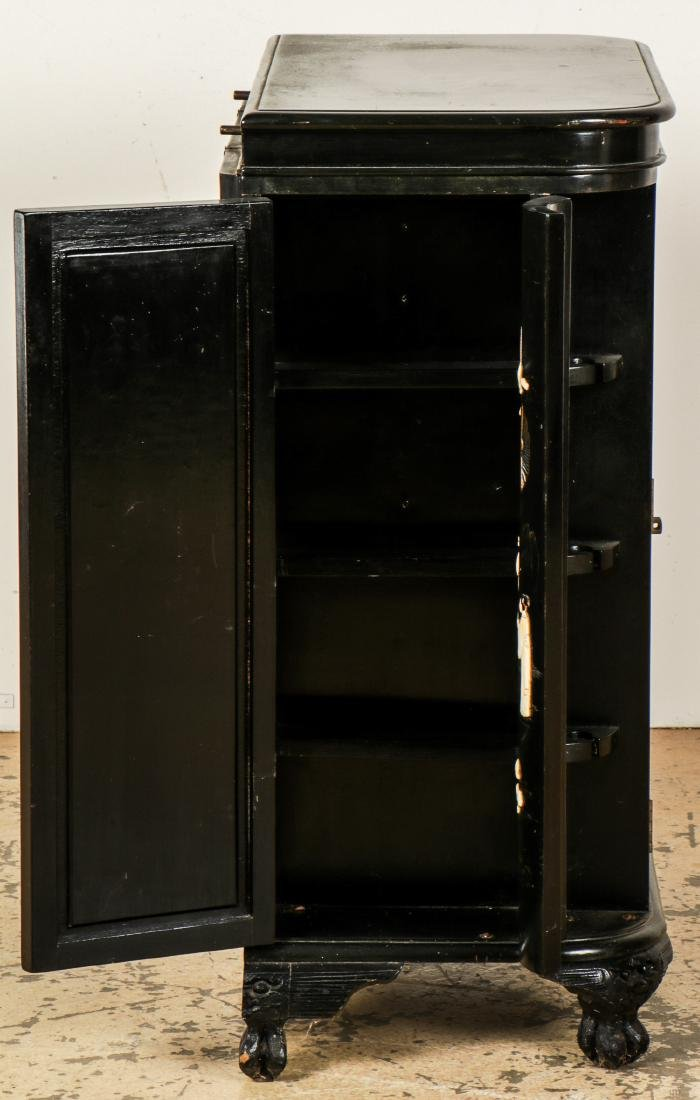 Chinese Bar Cabinet with Inlay - 6