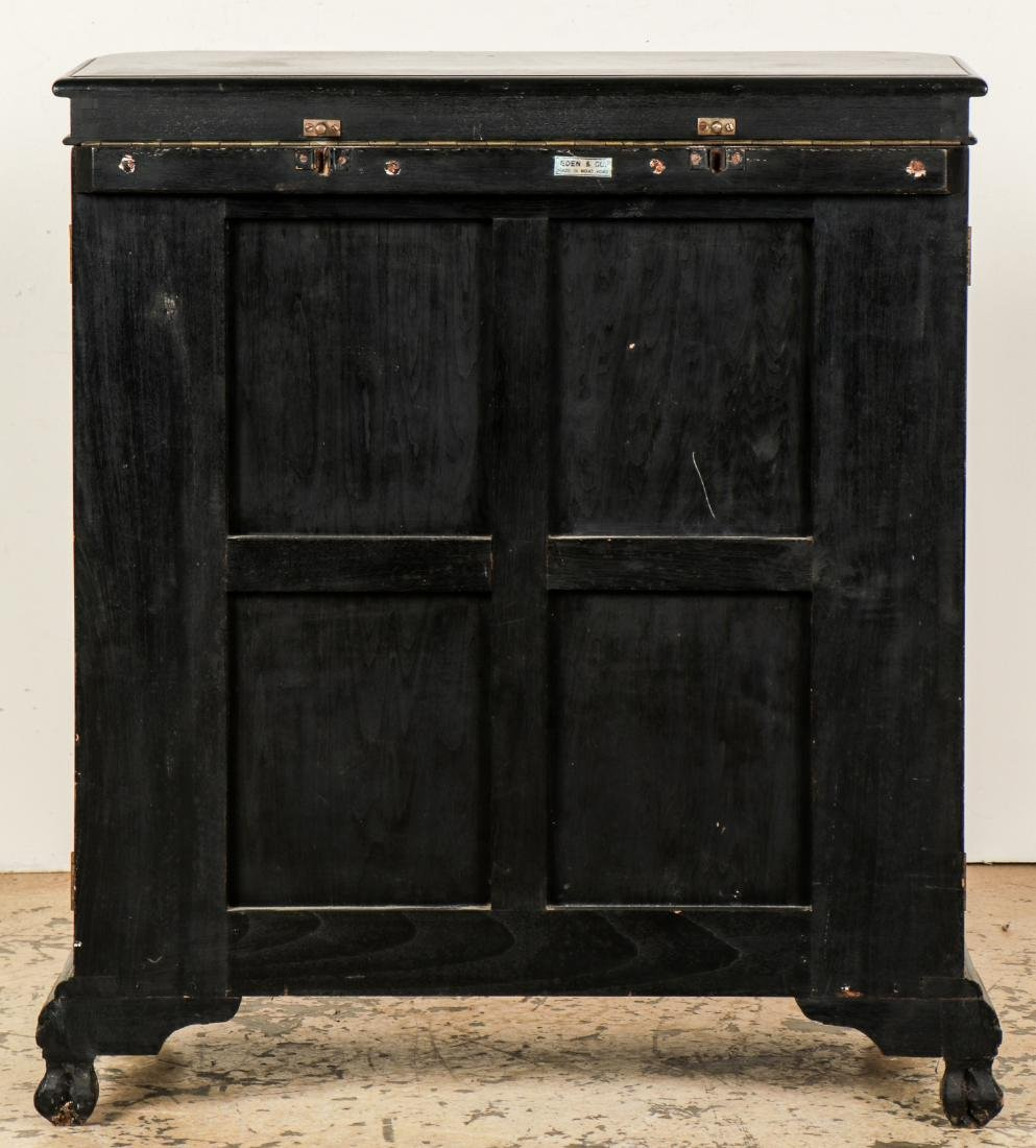 Chinese Bar Cabinet with Inlay - 7