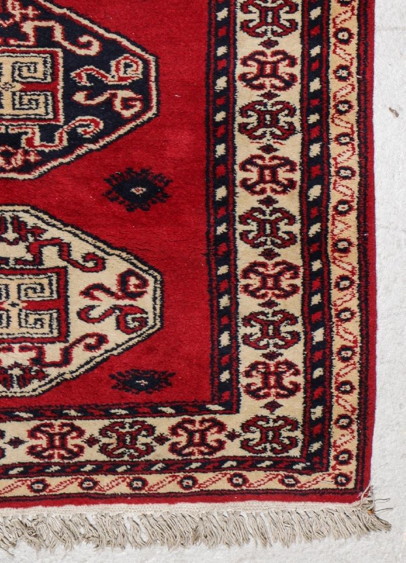 Vintage Caucasian Style Rug: 2'8'' x 10'4'' (81 x 315 - 2