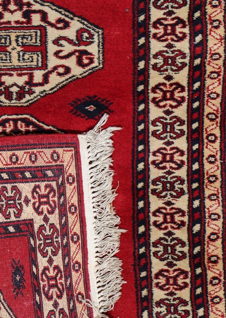 Vintage Caucasian Style Rug: 2'8'' x 10'4'' (81 x 315 - 3