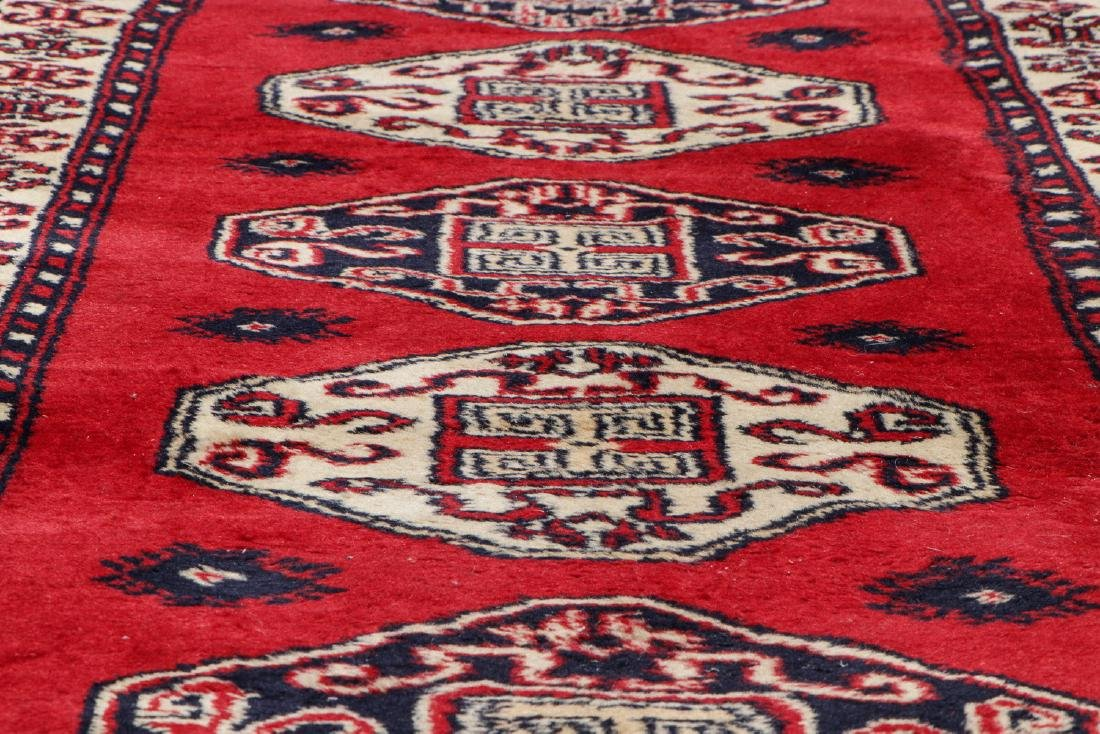 Vintage Caucasian Style Rug: 2'8'' x 10'4'' (81 x 315 - 5