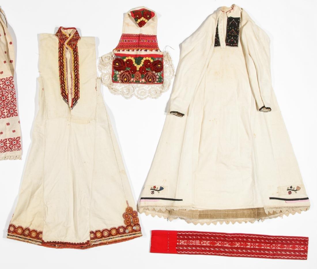 Mixed lot of Greek/Macedonian/Balkan Folk Clothing - 3