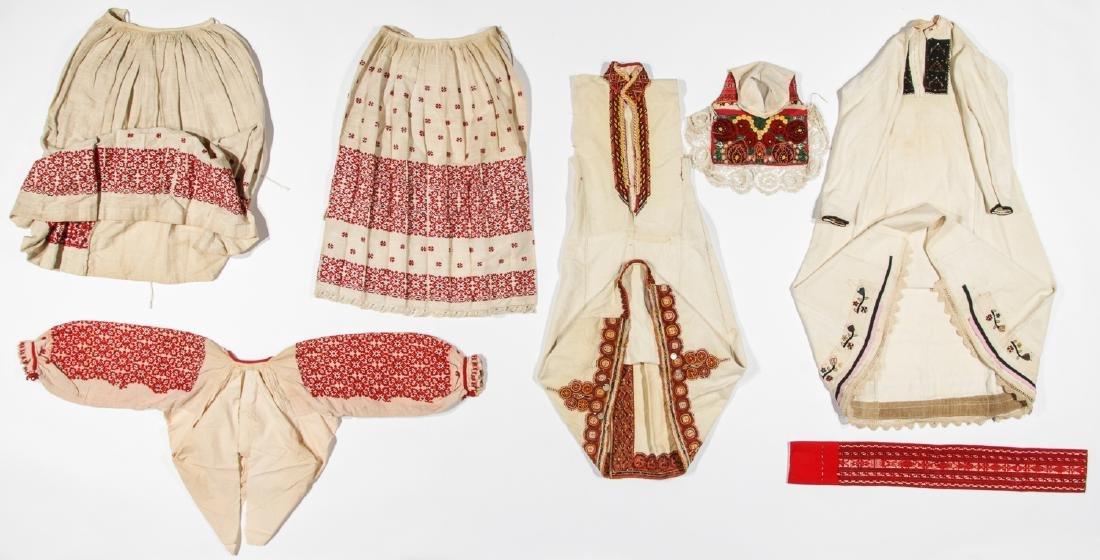 Mixed lot of Greek/Macedonian/Balkan Folk Clothing - 4