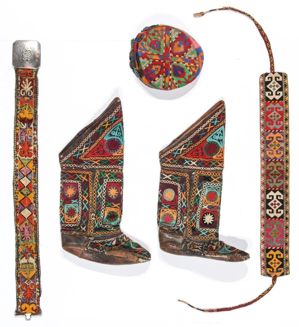 Central Asian Textiles/Artifacts