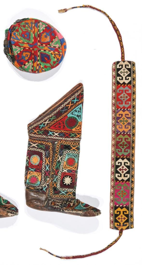 Central Asian Textiles/Artifacts - 3