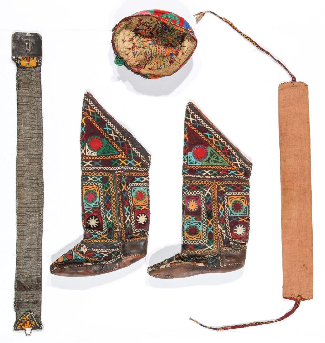 Central Asian Textiles/Artifacts - 4