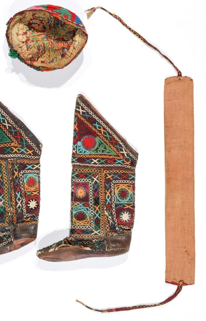 Central Asian Textiles/Artifacts - 6