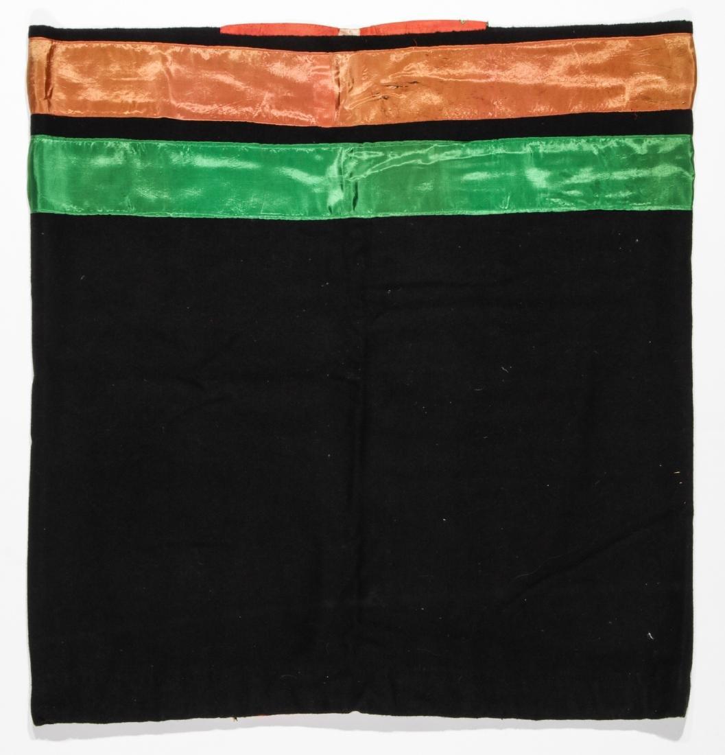 Vintage Native American Ceremonial Skirt - 5