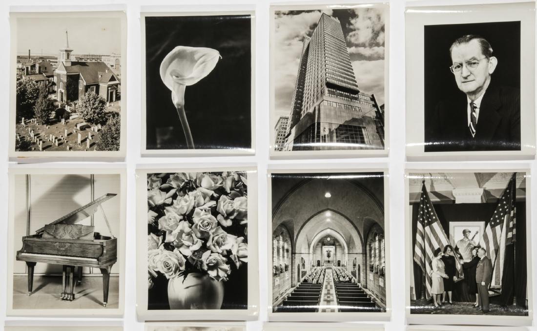 69 Harry Hood B&W Photographs - 8