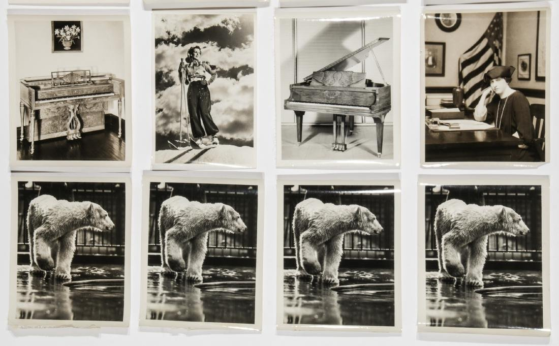 69 Harry Hood B&W Photographs - 9