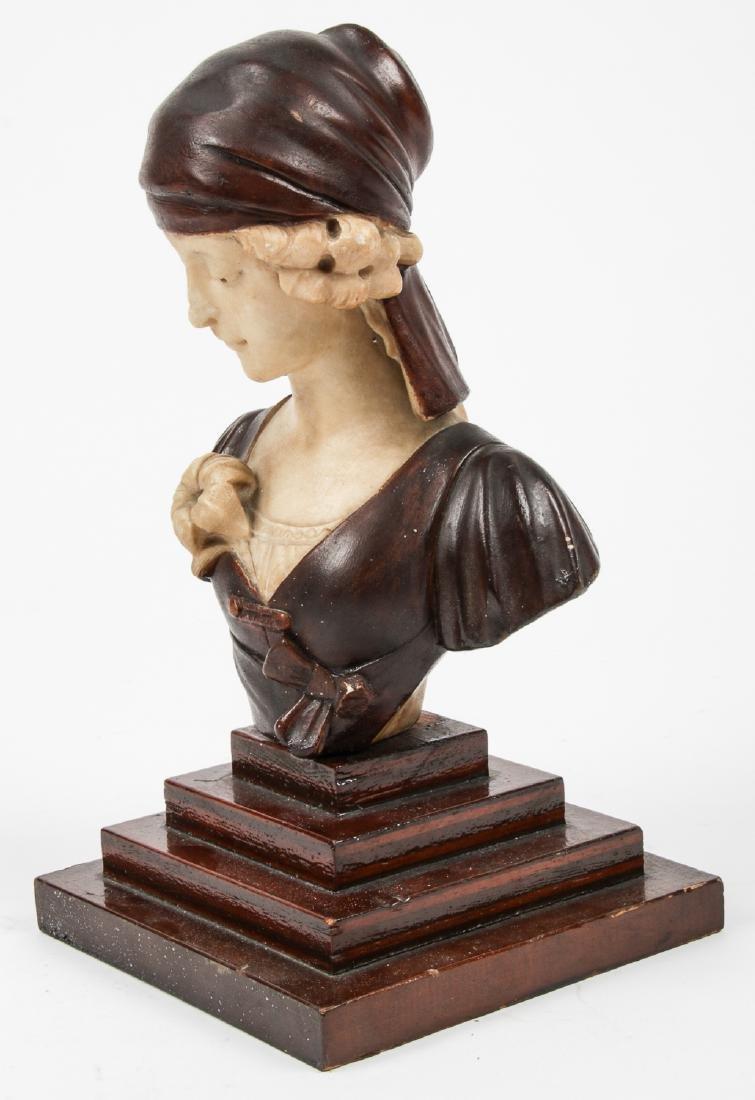 Alabaster Sculpture - 2