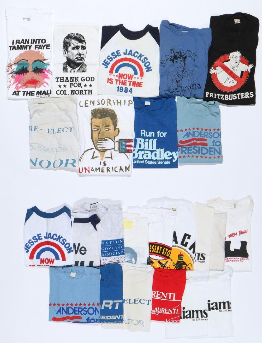 Kristina Barbara Johnson's 700+ Vintage T-Shirt - 10