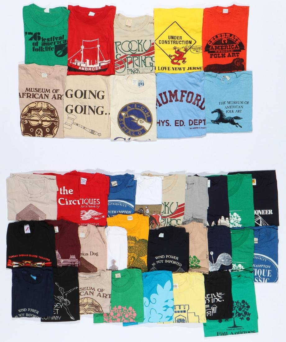 Kristina Barbara Johnson's 700+ Vintage T-Shirt - 8
