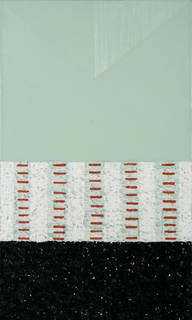 "John Noel Smith (Irish, b. 1952) ""Untitled Field"