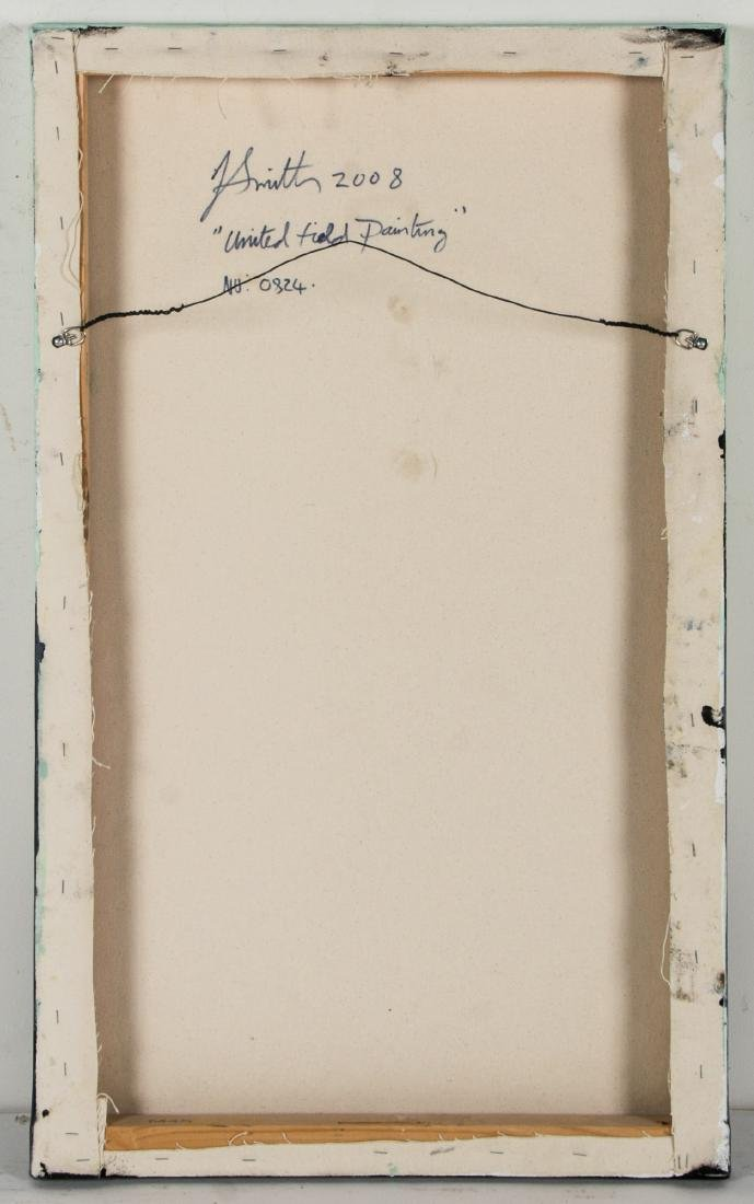 "John Noel Smith (Irish, b. 1952) ""Untitled Field - 3"
