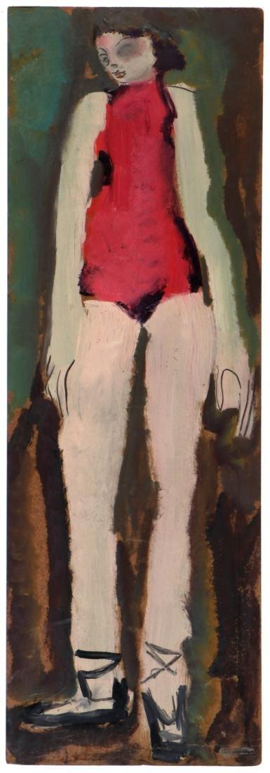 Sterling Strauser (1907-1995) Ballerina