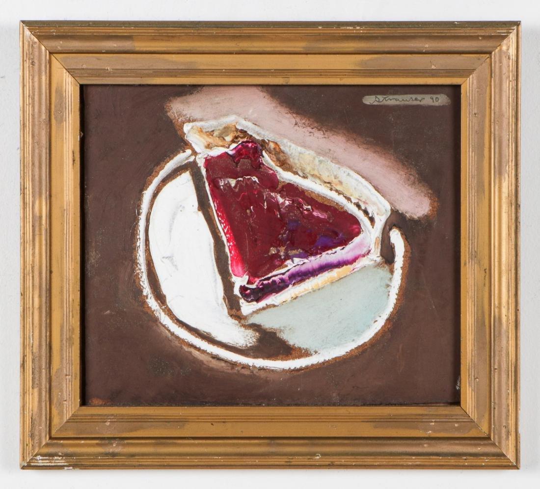 Sterling Strauser (1907-1995) Pie, 1990