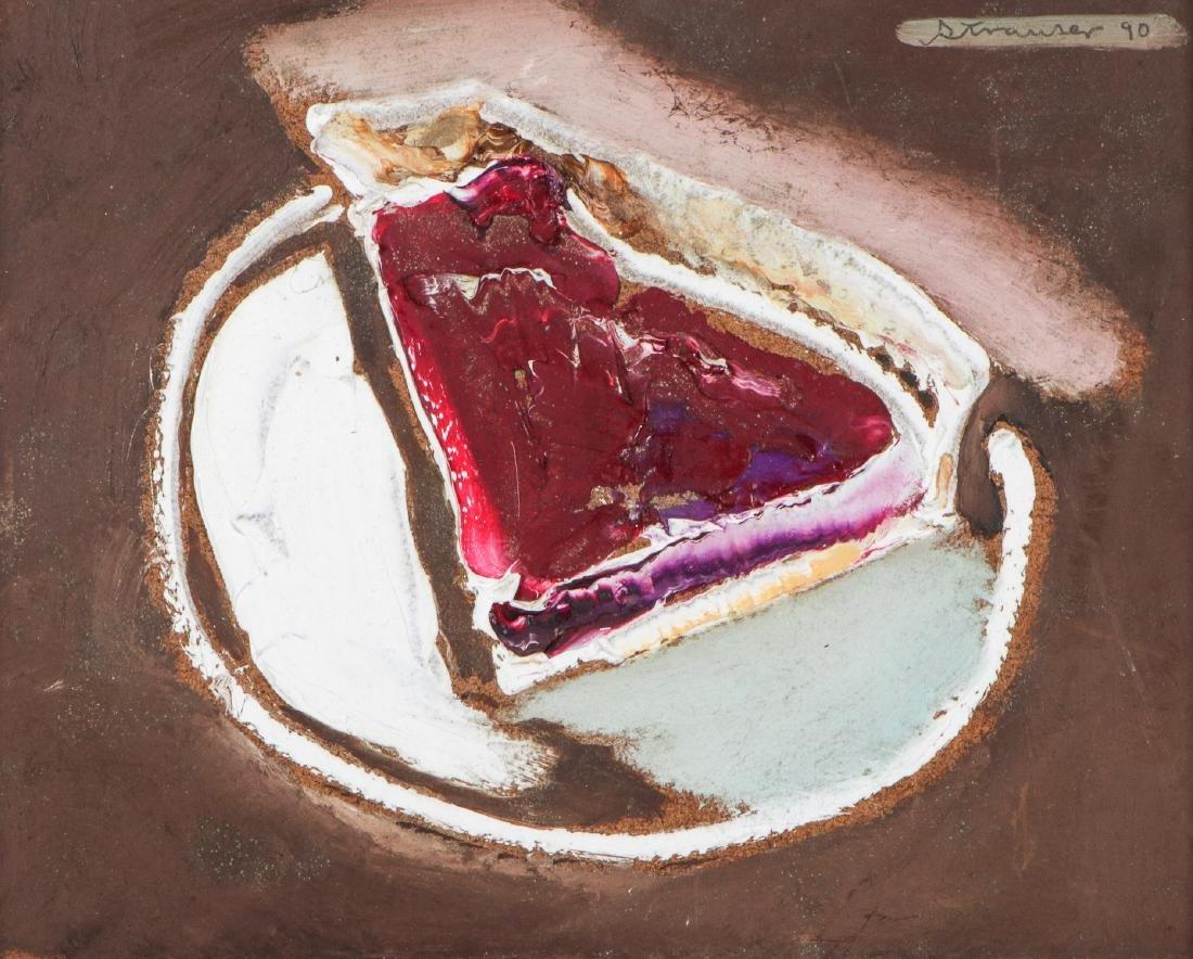 Sterling Strauser (1907-1995) Pie, 1990 - 2