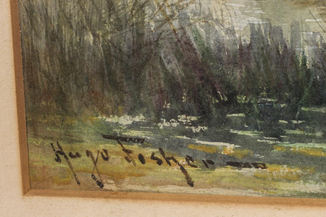 Hugo Anton Fisher (1854-1916) Landscape - 3