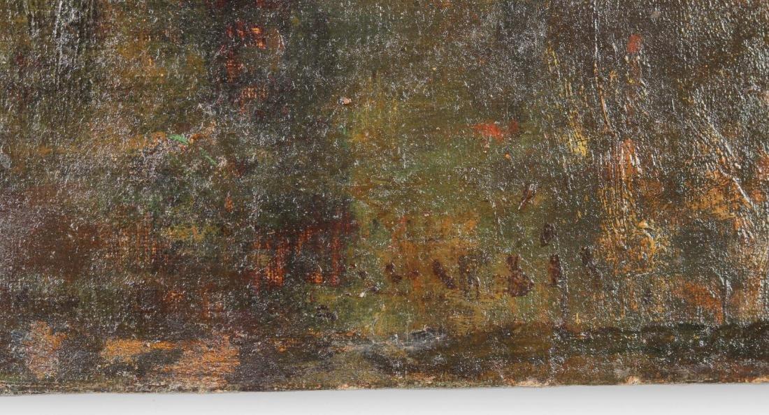 "Walter Franklin Lansil (1846-1933) ""The Entrance to - 3"
