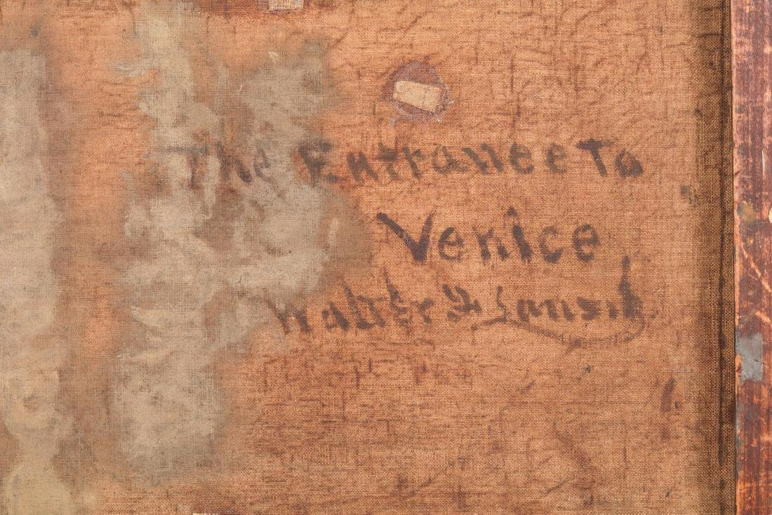 "Walter Franklin Lansil (1846-1933) ""The Entrance to - 4"