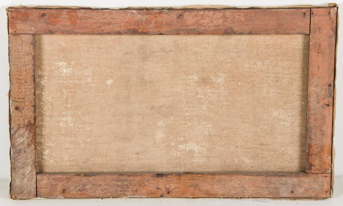 Thomas Yamamoto (American, 1917-2004) Painting on - 4