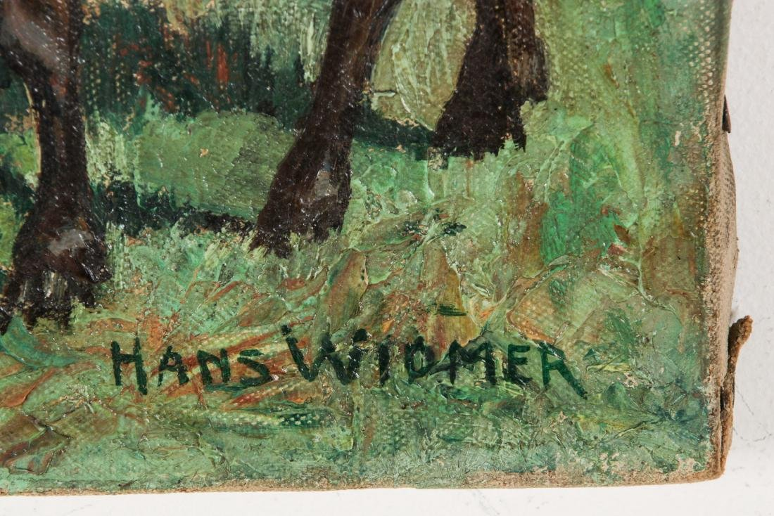 Hans Widmer (Swiss, 1872-1925) Painting - 3