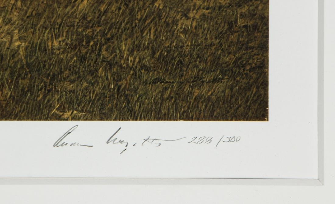 "Andrew Wyeth (1917-2009) ""Jacklight"", 1980 - 4"