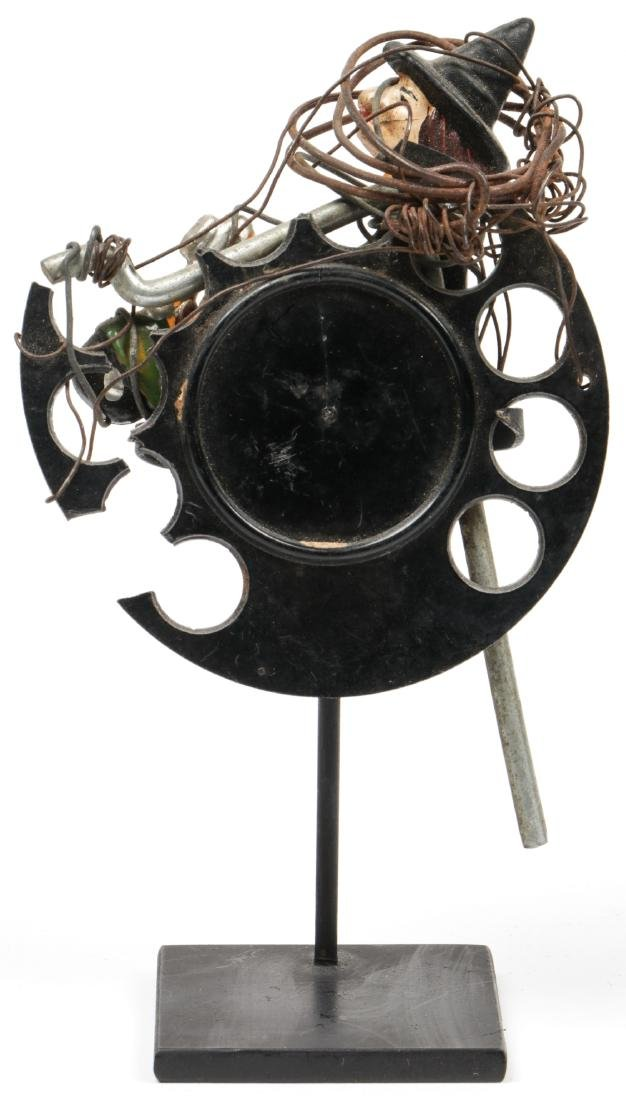 Philadelphia Wireman (20th c.) Sculpture (#893)