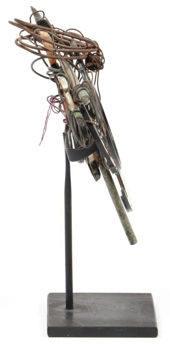 Philadelphia Wireman (20th c.) Sculpture (#893) - 3